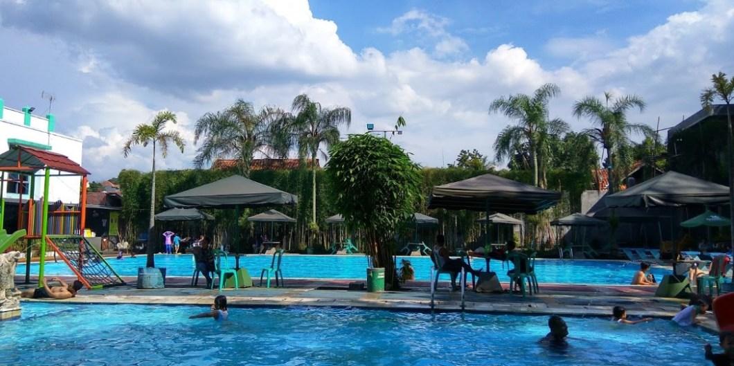 kolam renang sagara