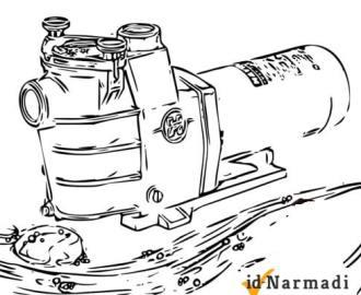 pompa hayward 1.5hp