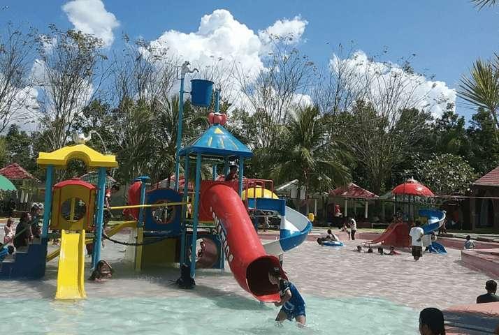 Waterpark dan Kolam Renang di Banjarmasin dengan Wahana Keren 2