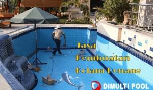 jasa pembuatan kolam renang 2