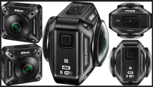 Introducing to the New Rugged Action Cam Nikon KeyMission 360