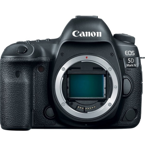 Canon EOS 5D Mark IV Review - camera sensor