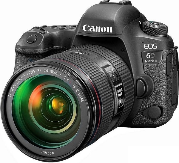 Canon EOS 6D Mark II Price and Release Date