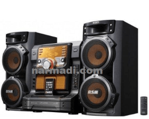 CD Stereo System, A Classically Modern Entertainment System..(1)