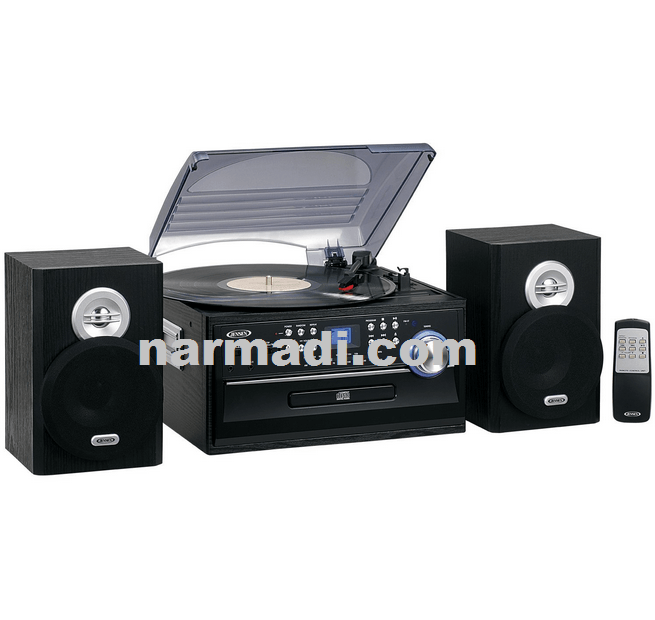 CD Stereo System, a Classically Modern Entertainment System 6