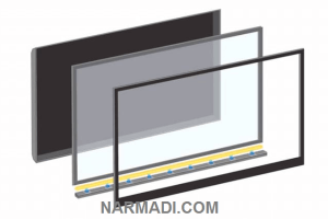 LCD Color TV, Generating Images Clearer in High Definition(1)