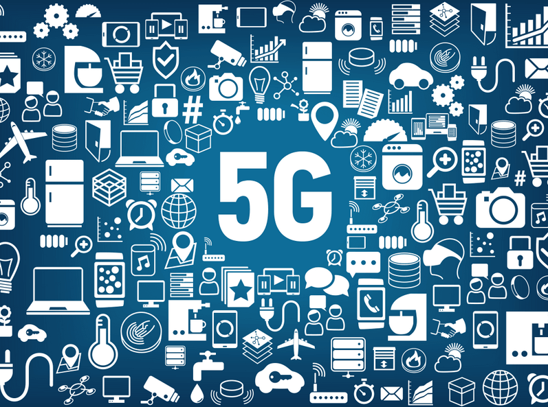5G Network, Faster than the Fastest Mobile Network.