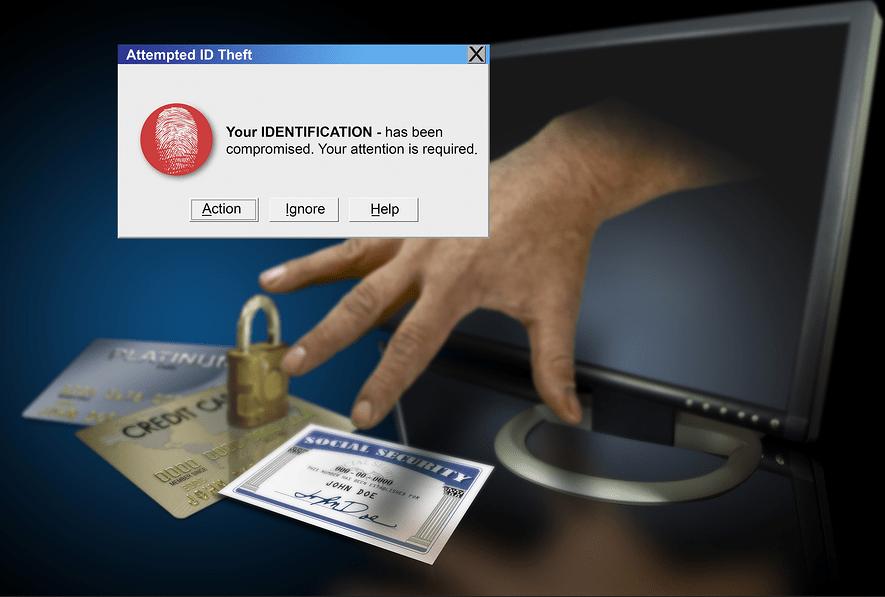 Wireless Identity Theft