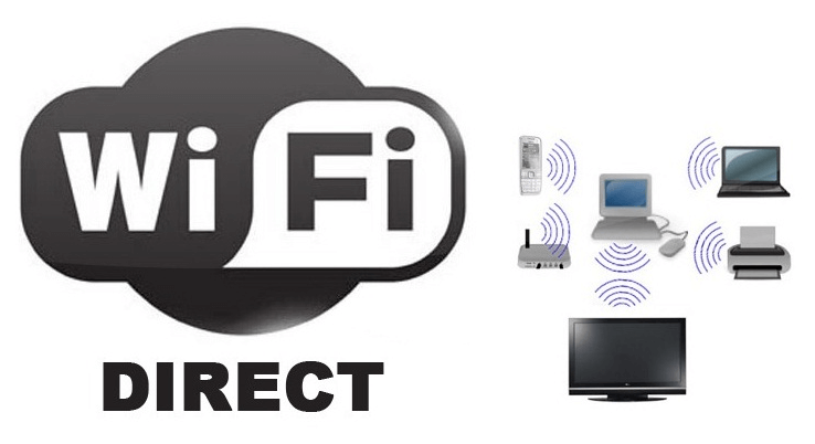 Wi-Fi Direct, the Developed Version of Wi-Fi Technology