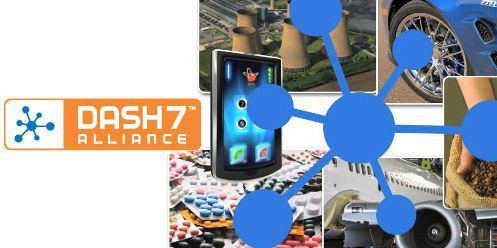 get updated and get advanced with dash7 smartphone
