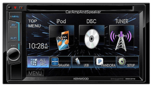 Double Your Car Audio Sound with Head Unit Double Din