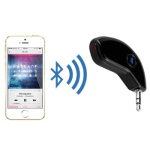 Get Wireless Audio System with Bluetooth Car Audio Adapter 5