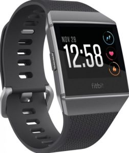 Fitbit Ionic; a Rushed-Decision Smartwatch of Fitbit