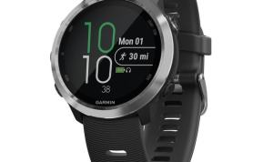 Garmin Forerunner 645 Music; New Garmin's Tracker with Limited Music Streaming