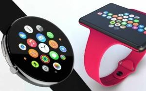 Apple Watch 4 - rounded design