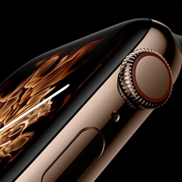 New Apple Watch Series 4; New Look That Brings Bunch of New Features