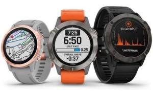 Garmin Fenix 6 Review Various Unique Variants of Outdoor Tracking Monster