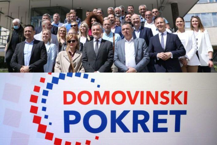 Mlinarić Ćipe: Nitko više ne može zaustaviti Domovinski pokret