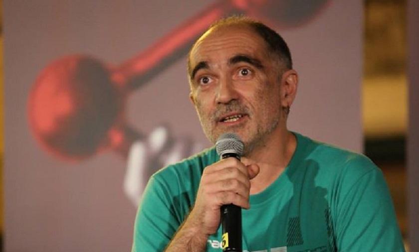 Damir Pilić: Ka' i Hajduk, Marx živi vječno