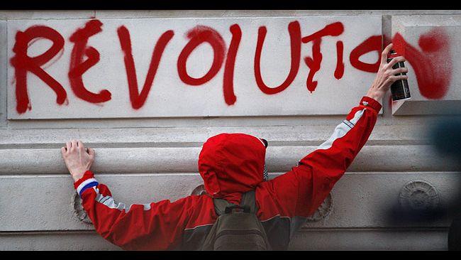 Левица, свест, запад и Србија (и Октобарска Револуција)