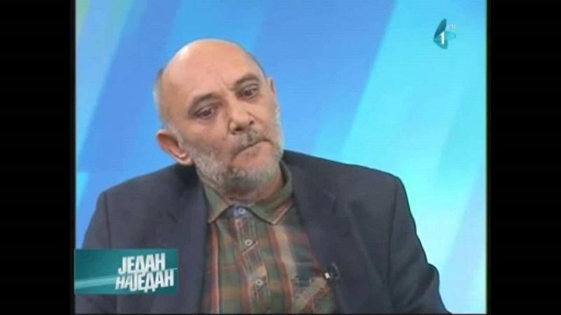 Радослав Рака Миленковић - трагедија једног народа из угла уметника и интелектуалца