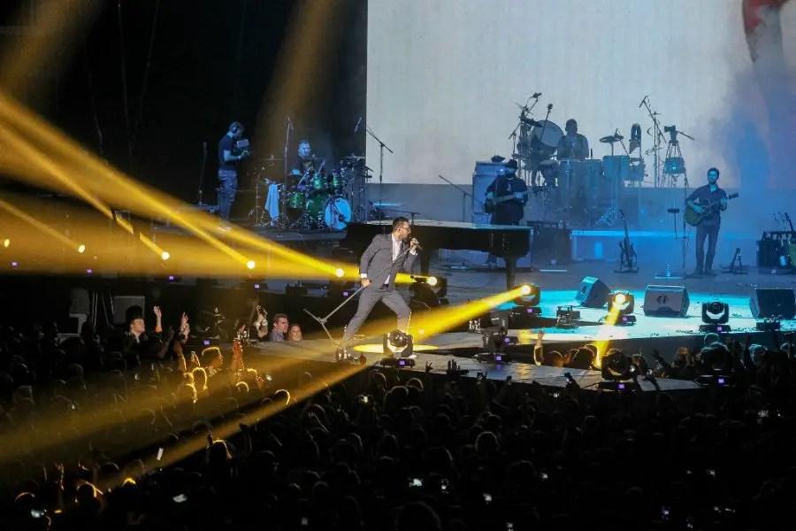 Spektakl u Areni: Narodni & Grašo (foto: press)