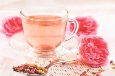 rose petale ceai pentru pierderea în greutate lgh pierdere în greutate