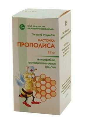propolis az alkoholról a prosztatitisből prosztata gyulladás okai