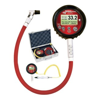 Longacre Ultimate Digital Tire Pressure Gauge