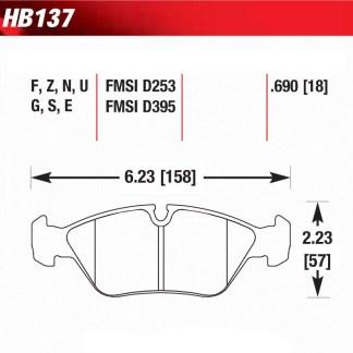 Hawk HB137.690