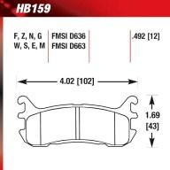 Hawk HB159.492