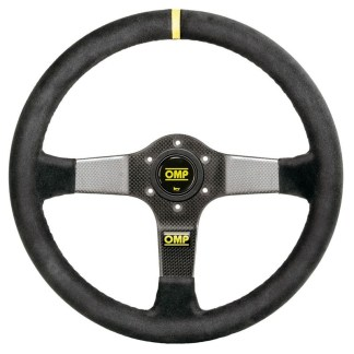 OMP 350 Carbon D Steering Wheel