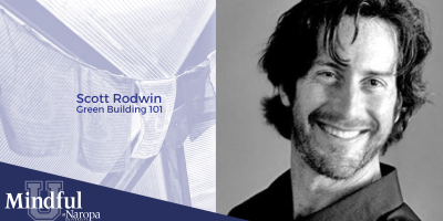 Scott Rodwin – Green Building 101