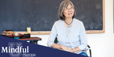 Elaine Yuen: Engaging Our World with Contemplative Practice