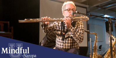 Mark Miller: Contemplative Approaches to Music & Improv