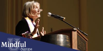 Deborah Bowman: Naropa's Transpersonal Therapy Program