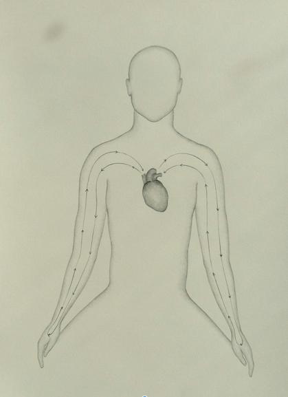 Hand and Heart Erika B