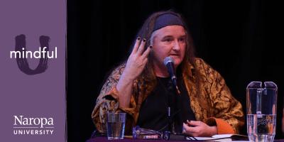 CA Conrad: Poetry, Ritual, & Creativity