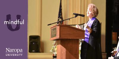 """Krista Tippett: """"On Being"""" & Speaking of Faith"""