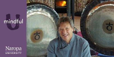 Richard Rudis: Therapy through Sacred Sound & Gong Baths