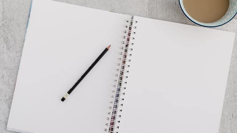 Comment vaincre le syndrome de la page blanche ? Cette article présente des exemples d'auteurs connus pour en finir avec la leucosélophobie
