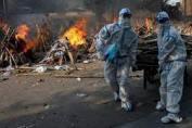 VAN CASI 60 MUERTOS POR ENFRENTAMIENTOS ENTRE ISRAEL Y HAMAS