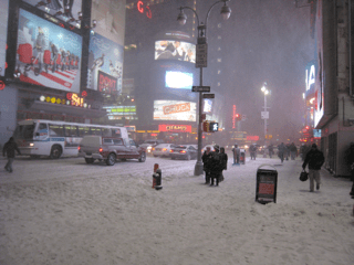 Times Square from 42nd & Broadway