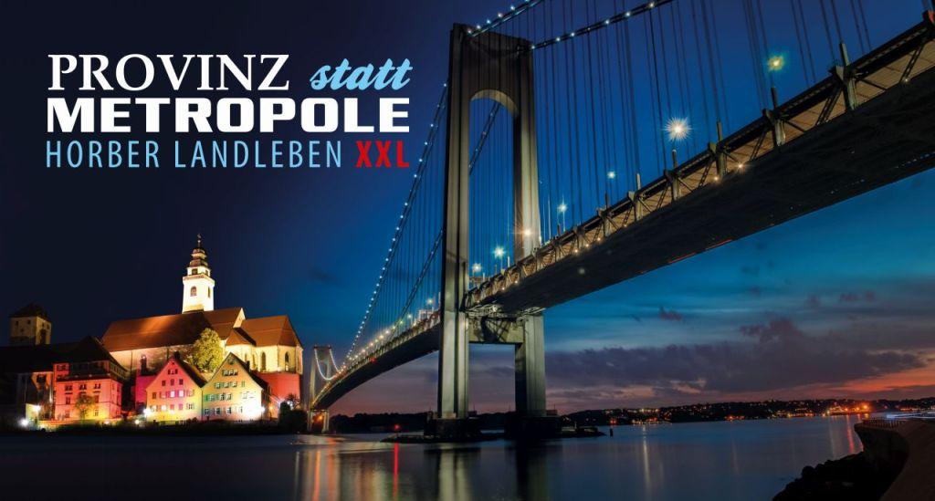 Provinz sztatt Metropole - Horber Landleben XXL