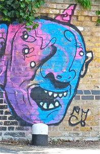 Graffiti 5 - Face 1