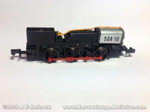 Graham Farish Class 14 n-gauge chassis
