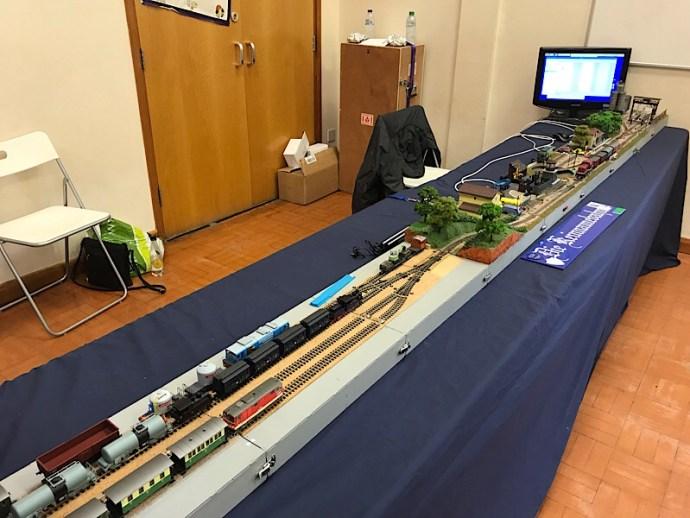 Die Keinnamebahn at Conwy 6/7 July 2019