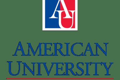 American University Washington DC Logo