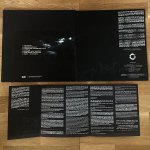 Back Cover, Inner Sleeve + Booklet