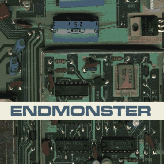 ENDMONSTER – Level1 / Level2 (NAR 001) LP